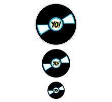 HIP-HOP ICONS: YO! RECORDS Photographic Print