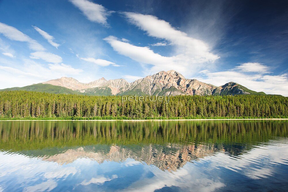 Patricia Lake by peterwey