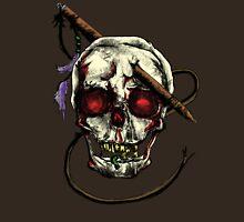 Impaled Skull Unisex T-Shirt