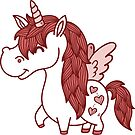 Adorable Unicorn.  by BoYusya