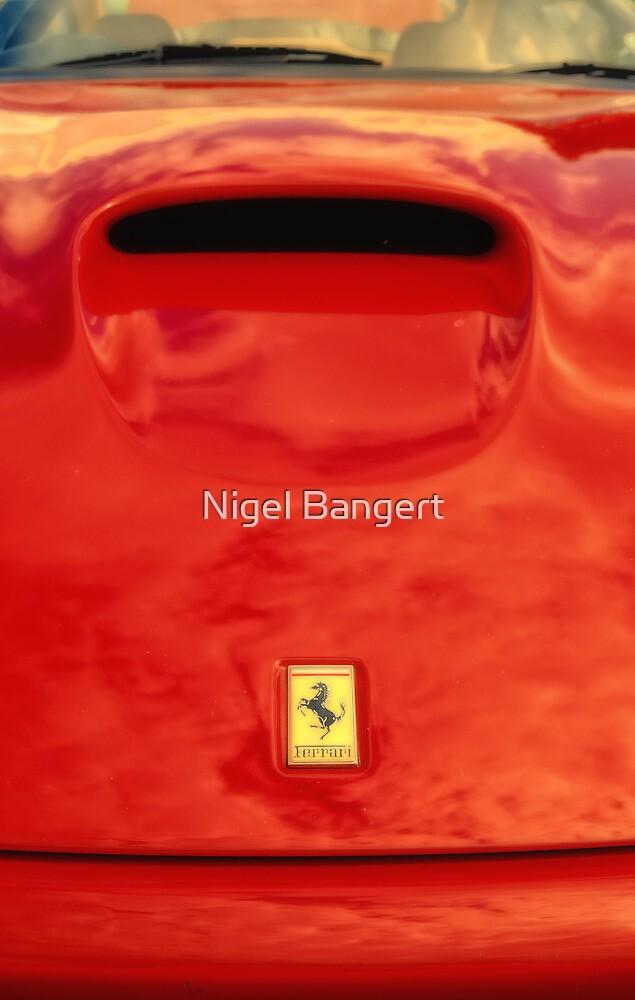 Ferrari Maranello  by Nigel Bangert