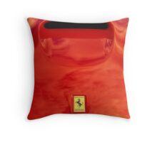 Ferrari Maranello  Throw Pillow