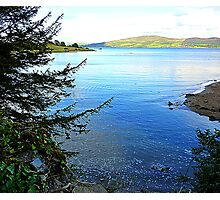 A Cove On The Fanad Peninsula Photographic Print