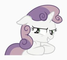 Mischievous Sweetie Belle Version 2 by theirishbronyx