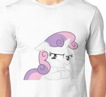 Mischievous Sweetie Belle Version 2 Unisex T-Shirt