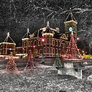 Home Town Christmas by JLBphoto