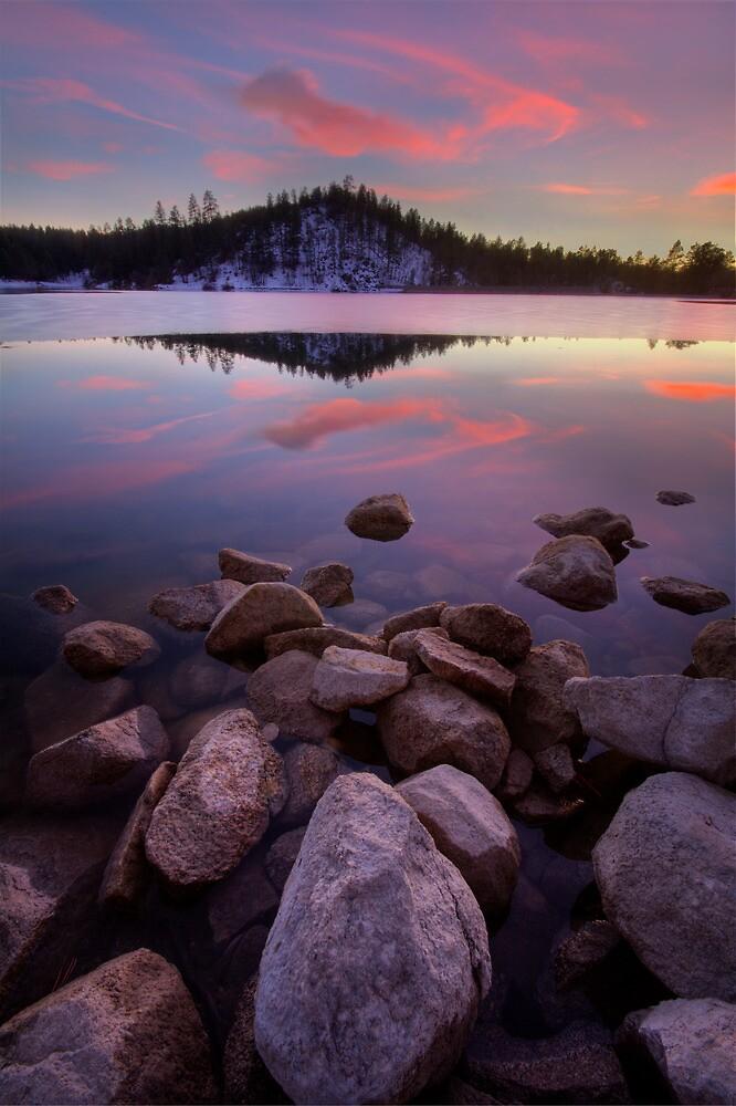 Ice Split by Bob Larson
