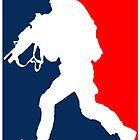Major League Soldier! by BlackOpsSoldier