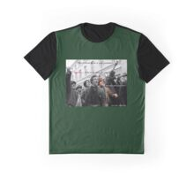 If He had come for Me, I'd have followed Him. | Grantaire Graphic T-Shirt