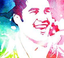 rainbow grin! by cocosuspenders