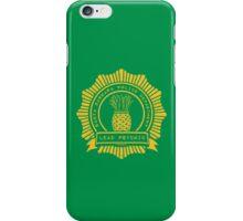 Pineapple Brigade iPhone Case/Skin