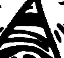 Illuminati Life Is Strange Sticker