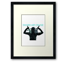 Sword Art Online Framed Print