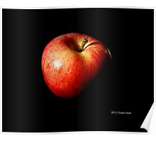Malus Domestica - Washington State Honeycrisp Apple Poster