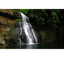 Tranquil Falls Photographic Print