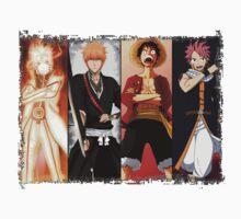 Manga Hero Kids Clothes