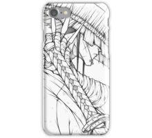 HANZO cover art iPhone Case/Skin