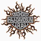 Haji-Davidsun Tribal logo by BlackOpsSoldier