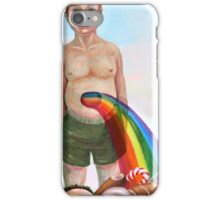 Crying Rainbows iPhone Case/Skin