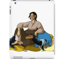 Ugly and the Beast iPad Case/Skin