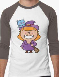 Witch Men's Baseball ¾ T-Shirt