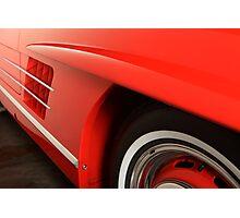 Mercedes 300 SL Roadster 1957 #2 Photographic Print
