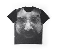 Ripple in Still Water Graphic T-Shirt