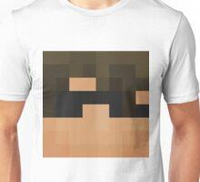 Sky Does Minecraft face Unisex T-Shirt