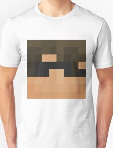 Sky Does Minecraft face T-Shirt