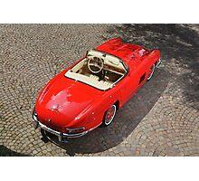 Mercedes 300 SL Roadster 1957 #7 Photographic Print
