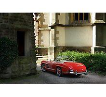 Mercedes 300 SL Roadster 1957 #9 Photographic Print