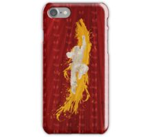 Origin Of True Strength (Homage to Ken) iPhone Case/Skin
