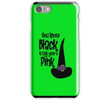 Glinda the Fashionista iPhone Case/Skin