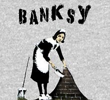 Banksy: Sweeping Under The Rug Hoodie