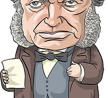 Sir Charles Tupper by MacKaycartoons