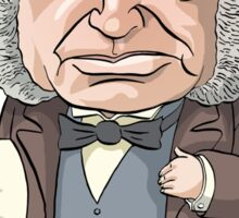 Sir Charles Tupper Sticker