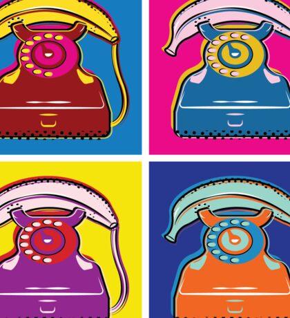 Banana Phone Sticker