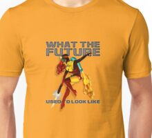 what the future used to look like Unisex T-Shirt