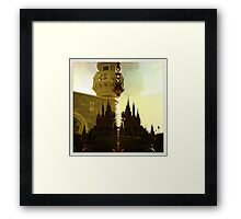 Two princes Framed Print