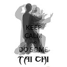 【2800+ views】Keep Calm and Do Some TAI CHI IV by Ruo7in