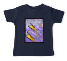 space ship invasion squadron  Baby Tee