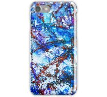 Number 9 Abstract iPhone Case/Skin
