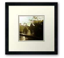 Waterfront 1 Framed Print