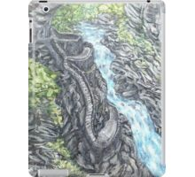 Dreams of Far Off Places iPad Case/Skin