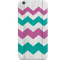 Chevron Pattern iPhone Case/Skin