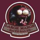 &quot;Large Marge&quot; Brand Bath Salts  by TeeHut