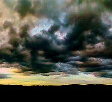 ©DA Dragon Cloud I by OmarHernandez