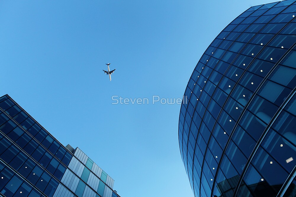 Into The Blue by Steven Powell
