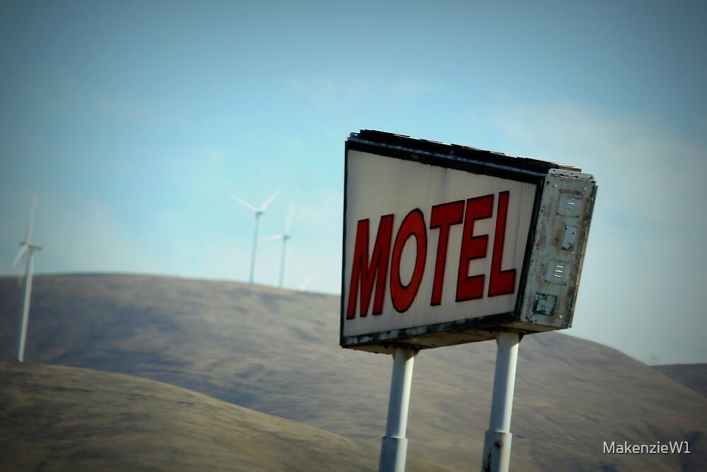 Retro Motel by MakenzieW1