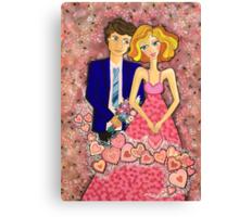 Valentine Dream Canvas Print